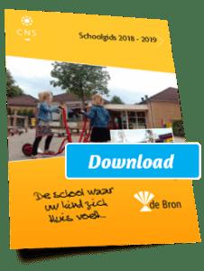 De Bron - schoolgids 2018-2019
